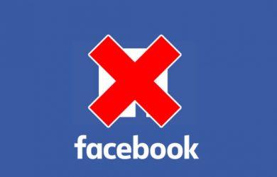 Cómo eliminar para siempre tu cuenta o perfil de Facebook