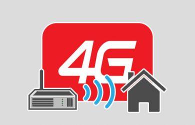 Las mejores opciones para tener internet en casa con conexión 4G