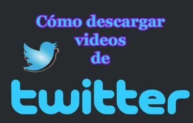 Cómo descargar videos de Twitter desde móviles Android e iOS