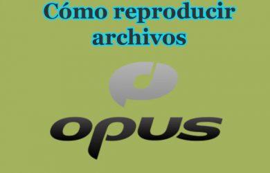 Cómo reproducir archivos Opus en Pc (Windows y Mac) fácilmente