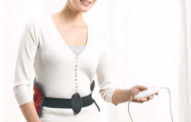 TOP 5 – Mejor almohadilla eléctrica lumbar para aliviar dolores
