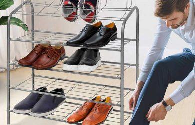 Las 6 mejores estantería zapatero calidad-precio para organizar zapatos