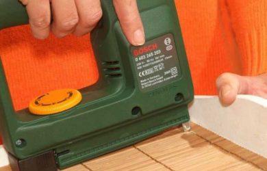 Las 5 mejores grapadoras para tapizar manuales y eléctricas calidad-precio