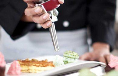 Los mejores sifones de cocina para montar nata, soda y hacer espuma