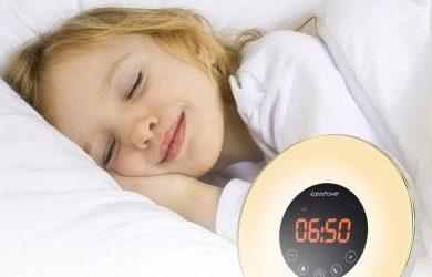 El mejor Despertador para dormilones y más infalible del mercado