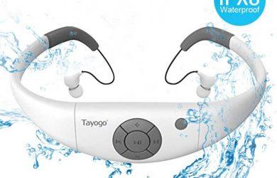 Tayogo Waterproof MP3 Player Review ¿merece la pena comprar?
