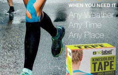 La mejor cinta kinesiologica para rodilla y más efectiva contra el dolor