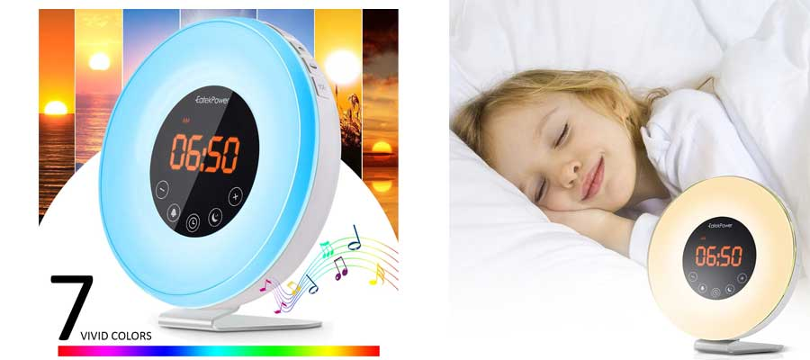 Despertador para dormilones