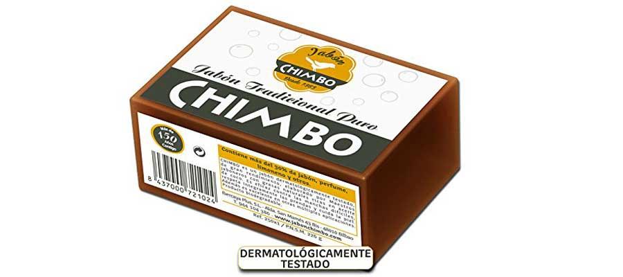 jabón Chimbo