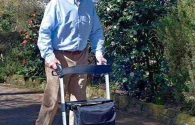 Los 5 mejores andadores para ancianos más recomendables