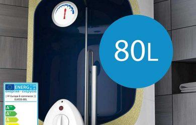 El Mejor termo eléctrico de 80 litros en calidad-precio del año