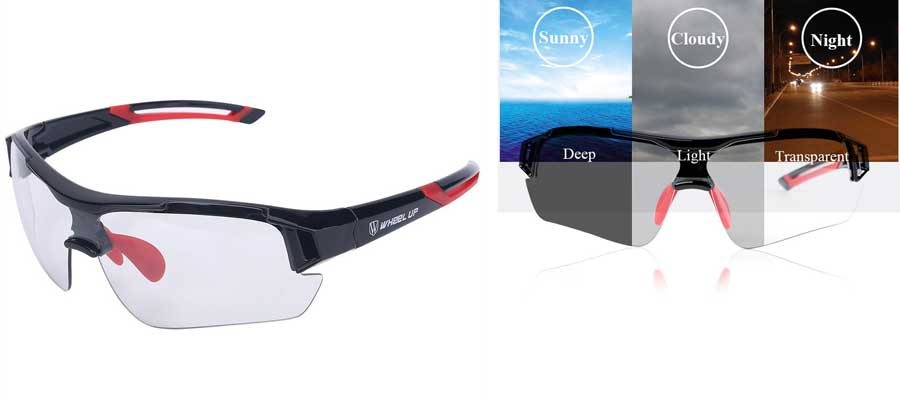 gafas de ciclismo fotocromaticas